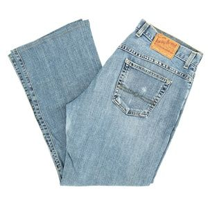 Lucky Brand Jeans Easy Rider Reg Inseam Sz 8 29X27